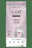 ALCAT Sterilised chicken 1,5kg fronte-01