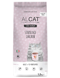 ALCAT Sterilised chicken 1,5kg fronte-01