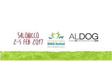 Aldog al Pet Festival di Salonicco