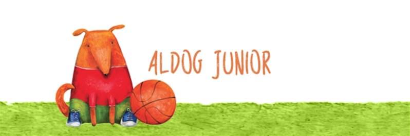Aldog Junior per cuccioli e per femmine gestanti e allattanti