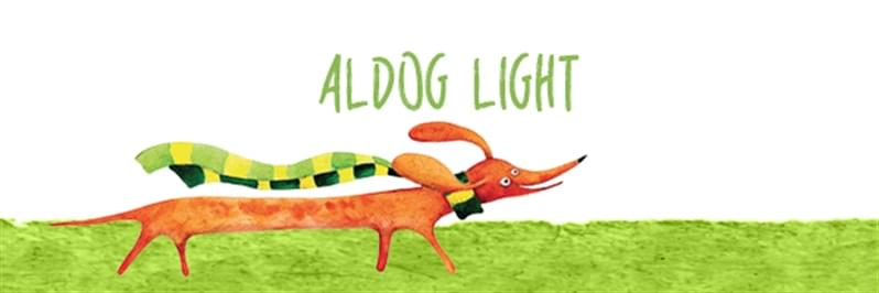 Aldog Light per i cani piu sensibili