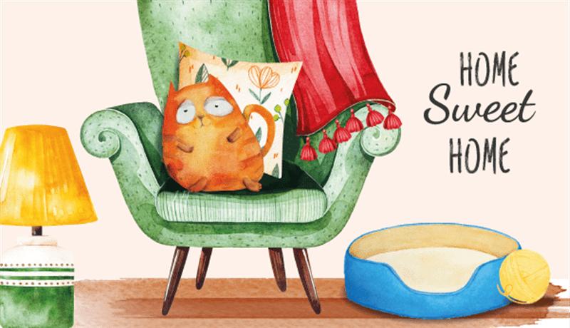 blog gatto casa