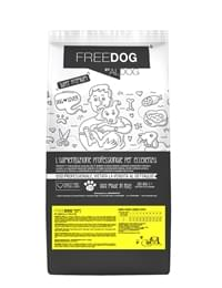 mockup sacco FREEDOG FRONTE puppy