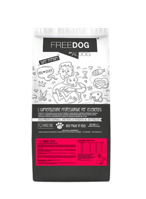 Sacco FREEDOG FRONTE Energy