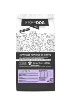 Sacco FREEDOG FRONTE Maiale