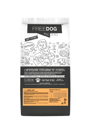 Sacco FREEDOG FRONTE Puppy