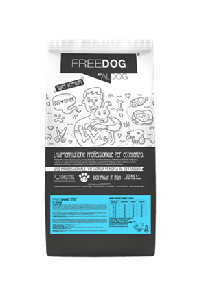 Sacco FREEDOG FRONTE Senior