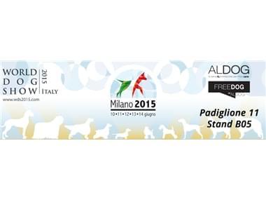 World Dog Show 2015 Milano Aldog e Freedog